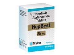 乙肝的一线治疗药物TAF的优势